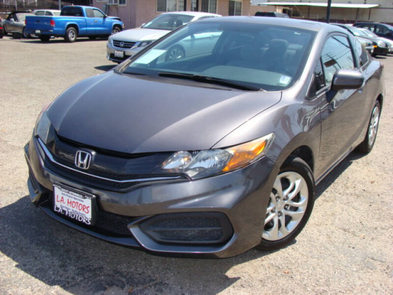 2015 Honda Civic for sale at L.A. Motors in Azusa CA