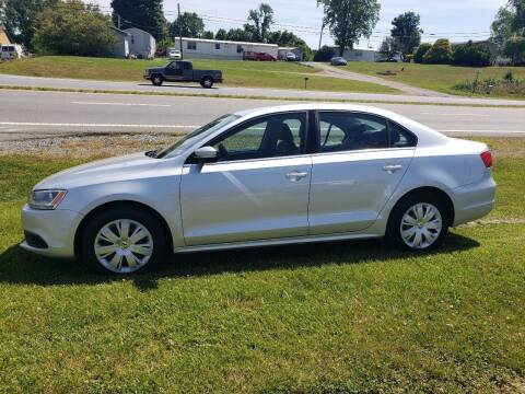 2013 Volkswagen Jetta for sale at 220 Auto Sales in Rocky Mount VA