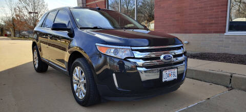 2013 Ford Edge for sale at Auto Wholesalers in Saint Louis MO