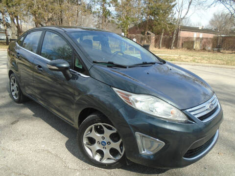 2011 Ford Fiesta for sale at Sunshine Auto Sales in Kansas City MO