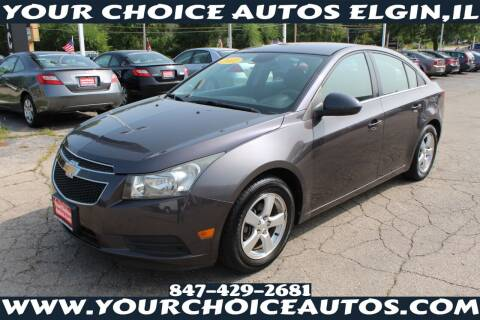 2011 Chevrolet Cruze for sale at Your Choice Autos - Elgin in Elgin IL