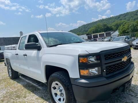 2014 Chevrolet Silverado 1500 for sale at Ron Motor Inc. in Wantage NJ
