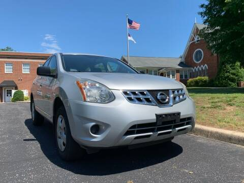 2013 Nissan Rogue for sale at Automax of Eden in Eden NC