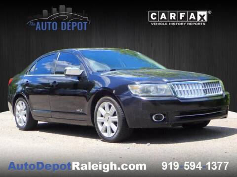 2009 Lincoln MKZ for sale at The Auto Depot in Raleigh NC