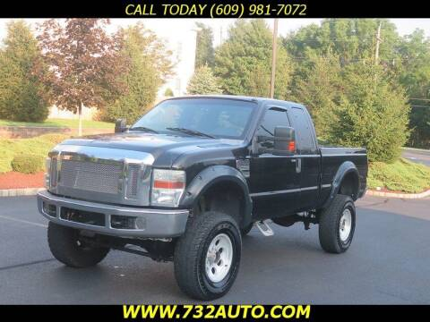 2008 Ford F-250 Super Duty for sale at Absolute Auto Solutions in Hamilton NJ