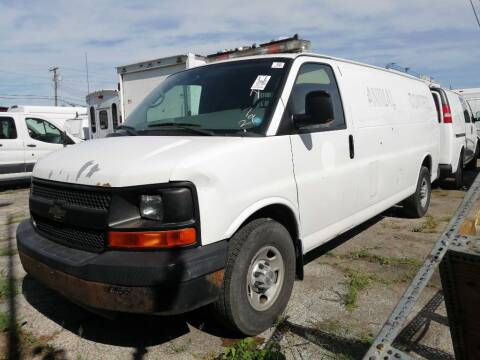 2007 Chevrolet Express Cargo for sale at Connect Truck and Van Center in Indianapolis IN