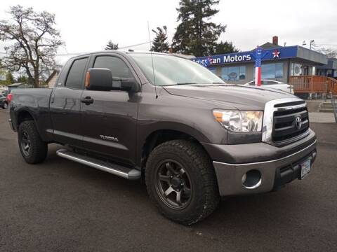 2011 Toyota Tundra for sale at All American Motors in Tacoma WA