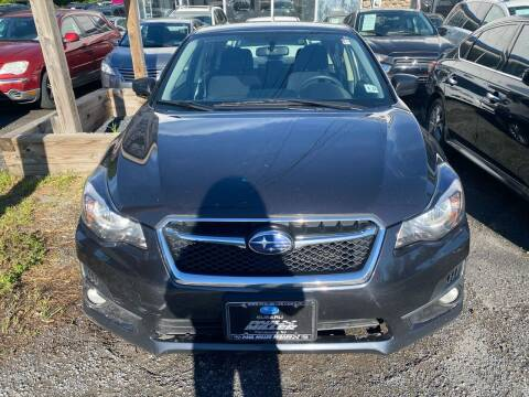 2016 Subaru Impreza for sale at 390 Auto Group in Cresco PA