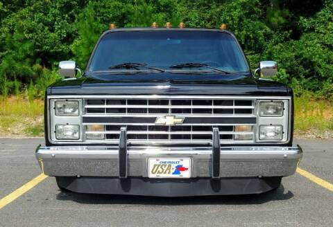 1987 Chevrolet C/K 30 Series for sale at Haggle Me Classics in Hobart IN