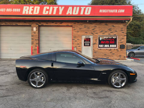 2007 Chevrolet Corvette for sale at Red City  Auto in Omaha NE