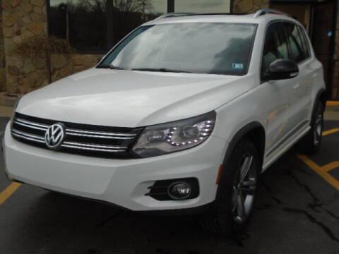 2017 Volkswagen Tiguan for sale at Rogos Auto Sales in Brockway PA