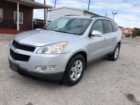 2012 Chevrolet Traverse for sale at Decatur 107 S Hwy 287 in Decatur TX