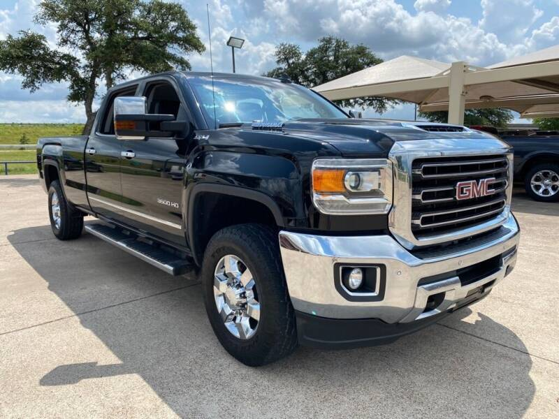 2018 GMC Sierra 3500HD for sale at Thornhill Motor Company in Hudson Oaks, TX