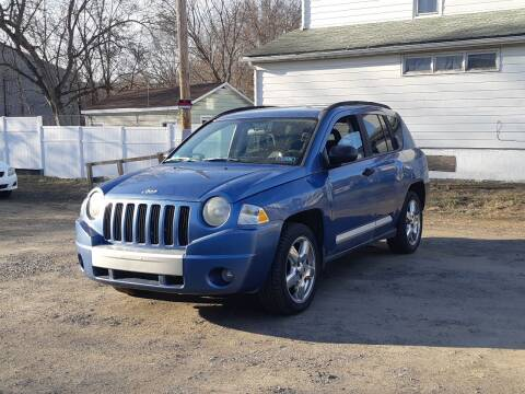 2007 Jeep Compass for sale at MMM786 Inc. in Wilkes Barre PA
