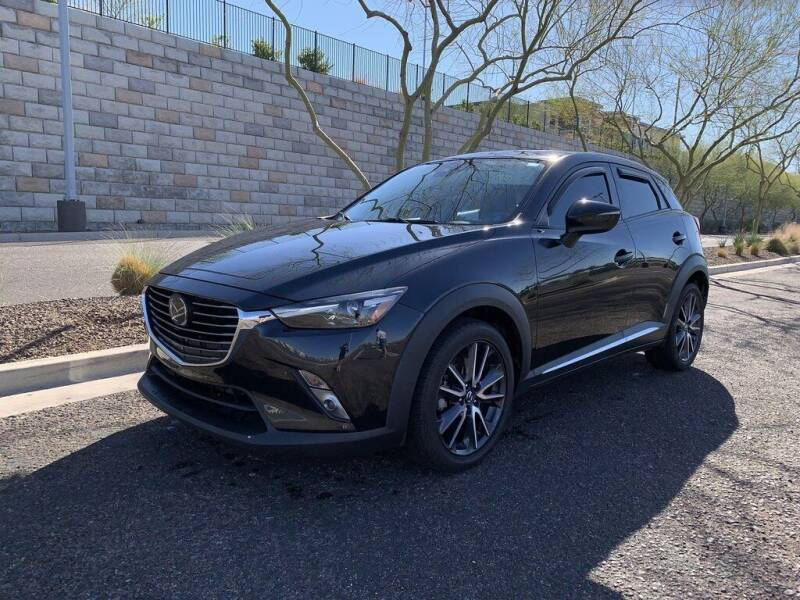 2018 Mazda CX-3 for sale at AUTO HOUSE TEMPE in Tempe AZ