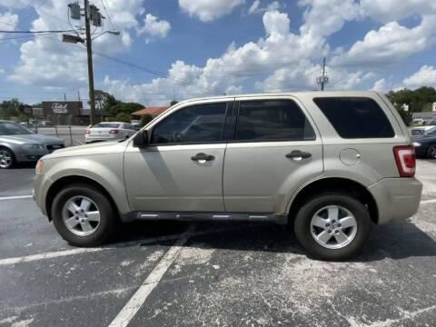 2011 Ford Escape for sale at WHEEL UNIK AUTOMOTIVE & ACCESSORIES INC in Orlando FL