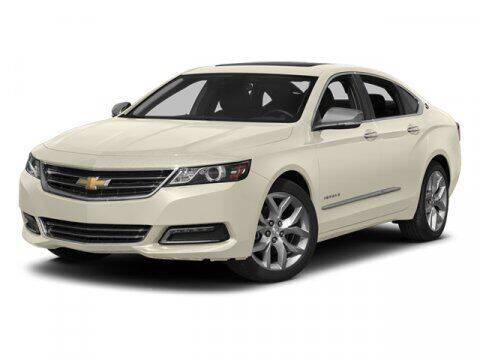 2014 Chevrolet Impala for sale at BEAMAN TOYOTA - Beaman Buick GMC in Nashville TN