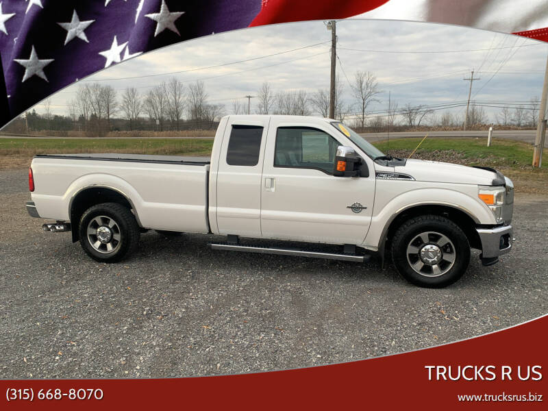 2011 Ford F-350 Super Duty for sale at Trucks R Us in Central Square NY