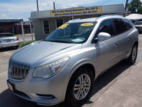2013 Buick Enclave for sale at Taylor Trading Co in Beaumont TX