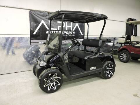 2015 E-Z-GO RXV for sale at Alpha Motorsports in Sioux Falls SD