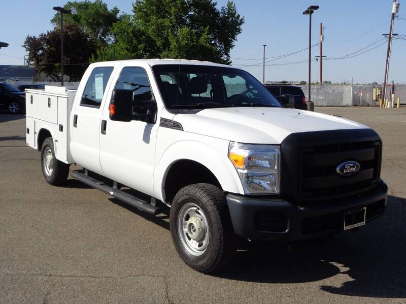 2015 Ford F-250 Super Duty for sale at John's Auto Mart in Kennewick WA