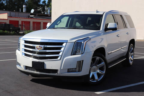 2015 Cadillac Escalade for sale at Auto Guia in Chamblee GA