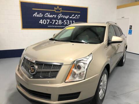 2011 Cadillac SRX for sale at Auto Chars Group LLC in Orlando FL
