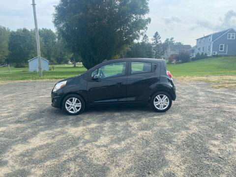 2013 Chevrolet Spark for sale at 57 AUTO in Feeding Hills MA