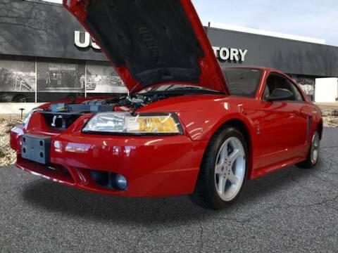 1999 Ford Mustang SVT Cobra for sale at JOELSCARZ.COM in Flushing MI