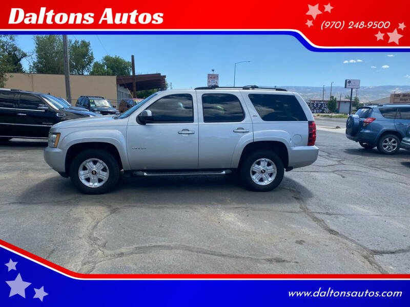 2010 Chevrolet Tahoe for sale at Daltons Autos in Grand Junction CO