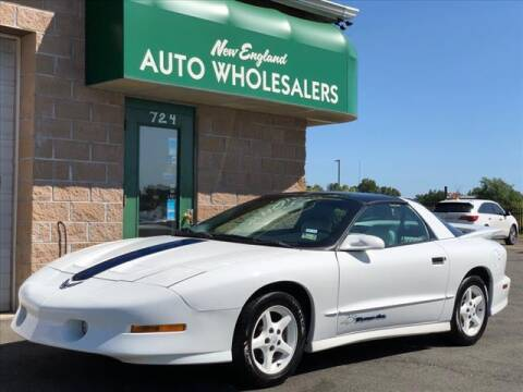 1994 Pontiac Firebird for sale at New England Wholesalers in Springfield MA