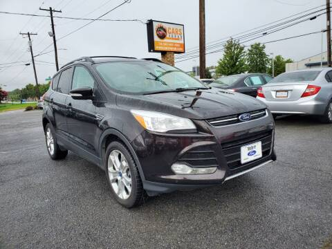 2013 Ford Escape for sale at Cars 4 Grab in Winchester VA