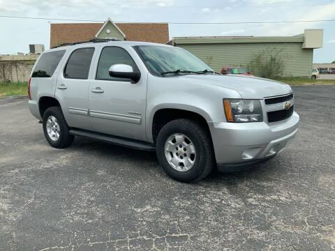 2010 Chevrolet Tahoe for sale at Stein Motors Inc in Traverse City MI