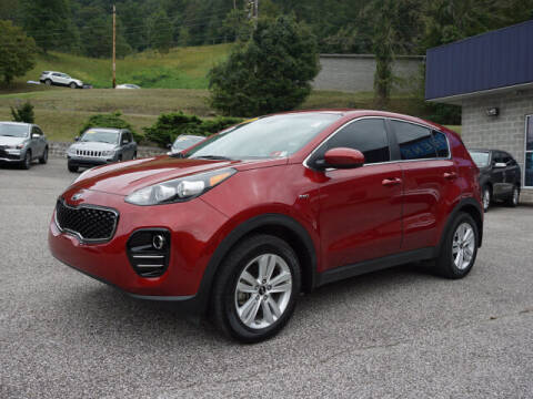 2018 Kia Sportage for sale at Stephens Auto Center of Beckley in Beckley WV