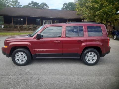 2016 Jeep Patriot for sale at Victory Motor Company in Conroe TX