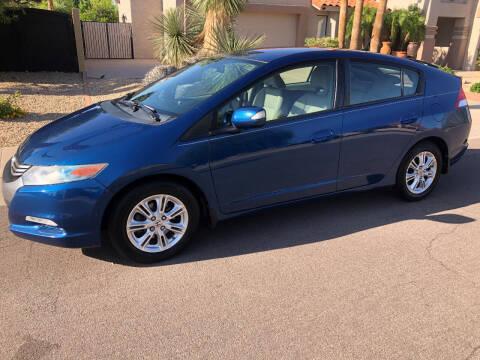 2011 Honda Insight for sale at Arizona Hybrid Cars in Scottsdale AZ