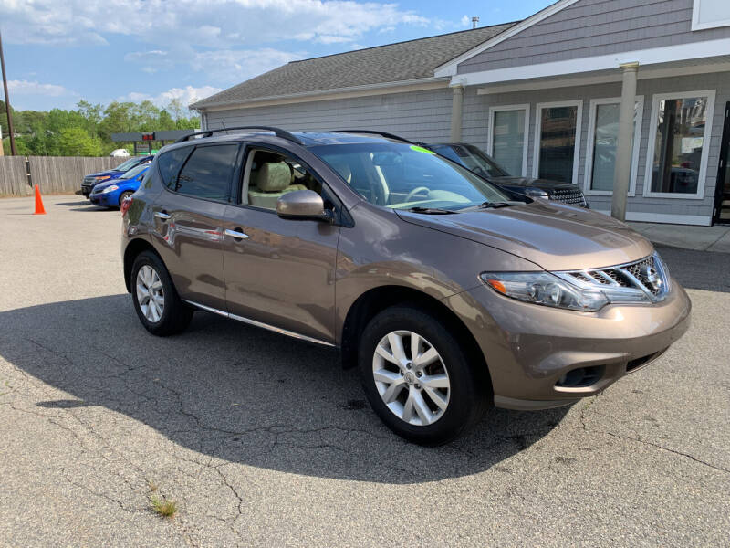 2011 Nissan Murano for sale at Capital Auto Sales in Providence RI