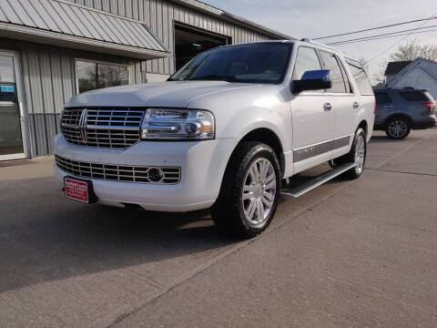 2011 Lincoln Navigator for sale at Habhab's Auto Sports & Imports in Cedar Rapids IA