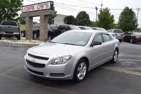 2009 Chevrolet Malibu for sale at I-DEAL CARS in Camp Hill PA