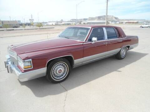 1990 Cadillac Brougham for sale at Twin City Motors in Scottsbluff NE