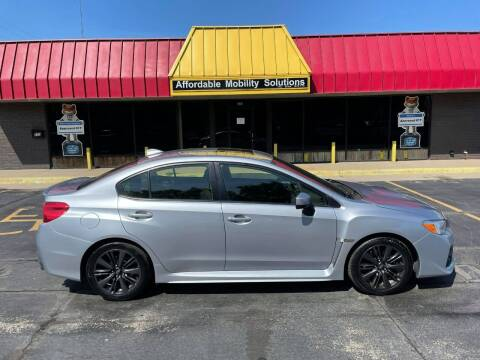2015 Subaru WRX for sale at Affordable Mobility Solutions, LLC - Standard Vehicles in Wichita KS