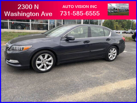 2014 Acura RLX for sale at Auto Vision Inc. in Brownsville TN