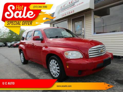 2010 Chevrolet HHR for sale at U C AUTO in Urbana IL