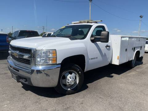 2008 Chevrolet Silverado 3500HD CC for sale at Superior Auto Mall of Chenoa in Chenoa IL