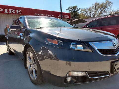 2014 Acura TL for sale at Empire Automotive Group Inc. in Orlando FL
