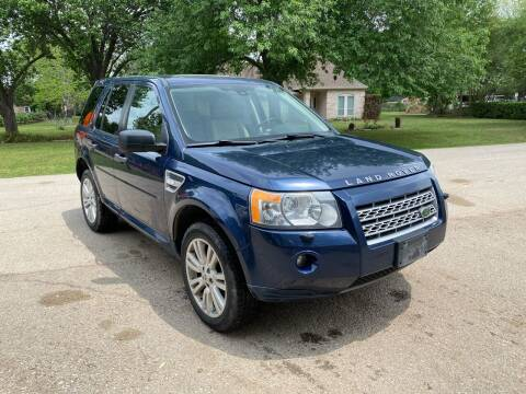 2010 Land Rover LR2 for sale at CARWIN MOTORS in Katy TX