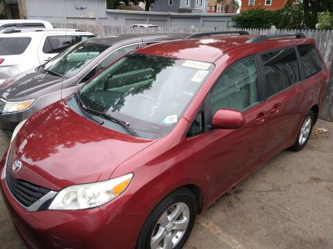 2012 Toyota Sienna for sale at Choice Motor Group in Lawrence MA