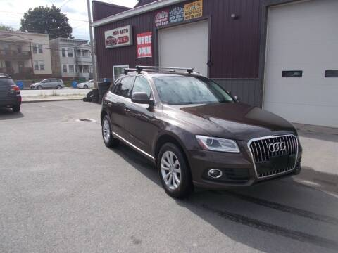 2014 Audi Q5 for sale at Mig Auto Sales Inc in Albany NY