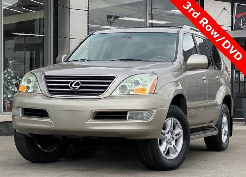 2004 Lexus GX 470 for sale at Carmel Motors in Indianapolis IN