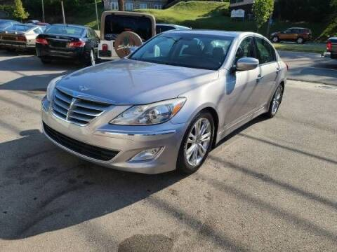 2012 Hyundai Genesis for sale at North Knox Auto LLC in Knoxville TN